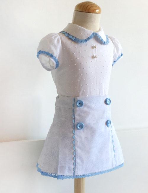 blusa niña-patronesmujer