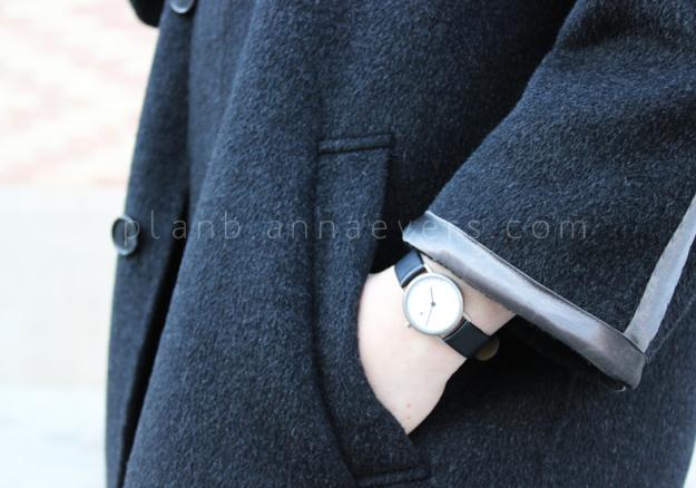 Plan B anna evers DIY oversize coat step 6