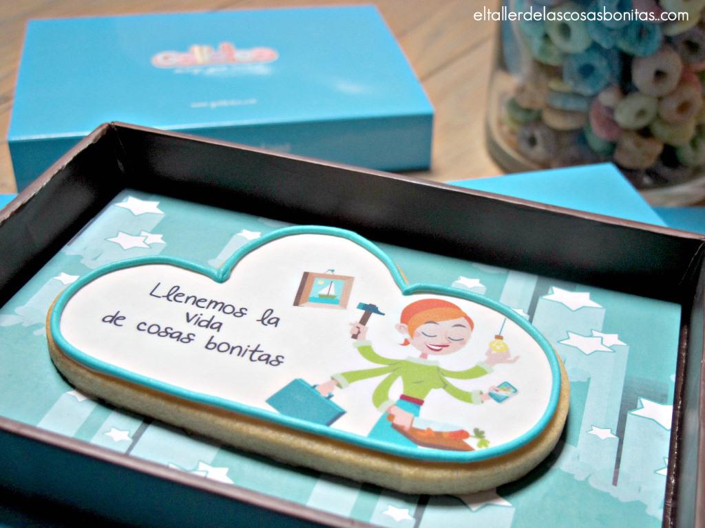 Galletas personalizadas hechas a mano