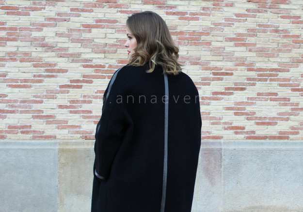 Plan B anna evers DIY Oversize Coat