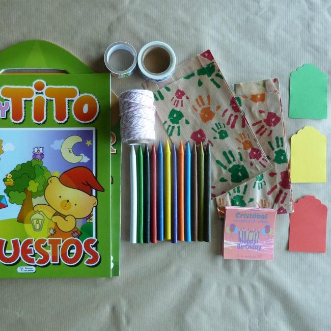 Ideas Regalo De Cumpleanos Para La Guarderia I Handbox
