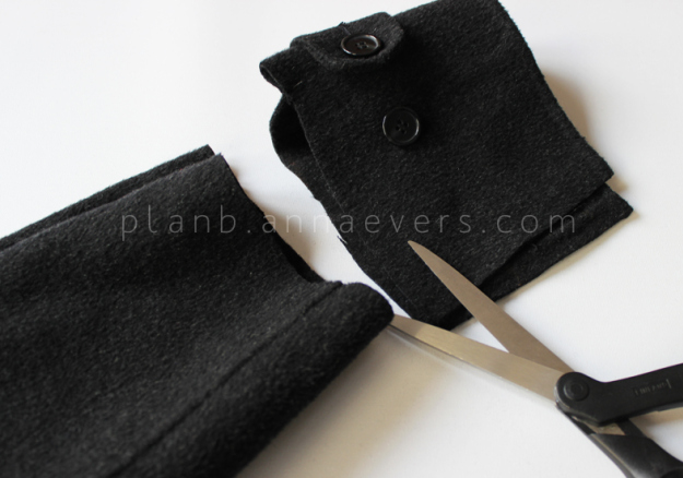 Plan B anna evers DIY oversize coat step 3