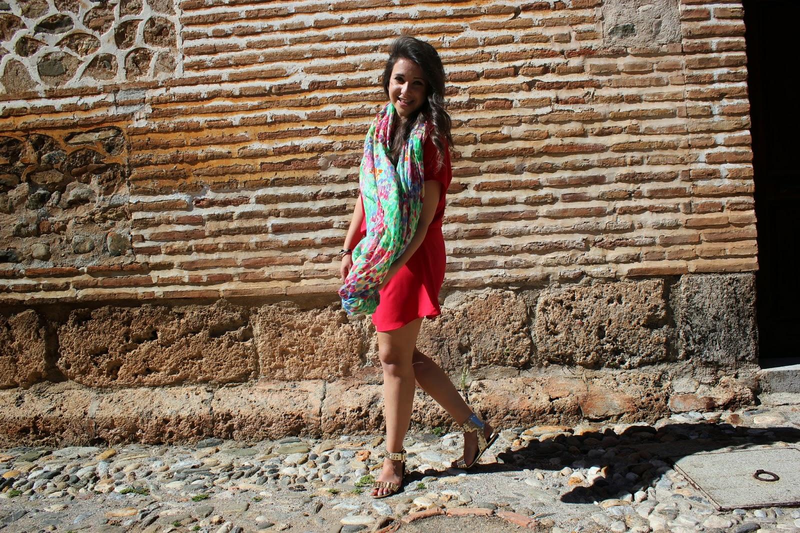 DIY Vestido muy fácil para el verano (patrones incluidos)