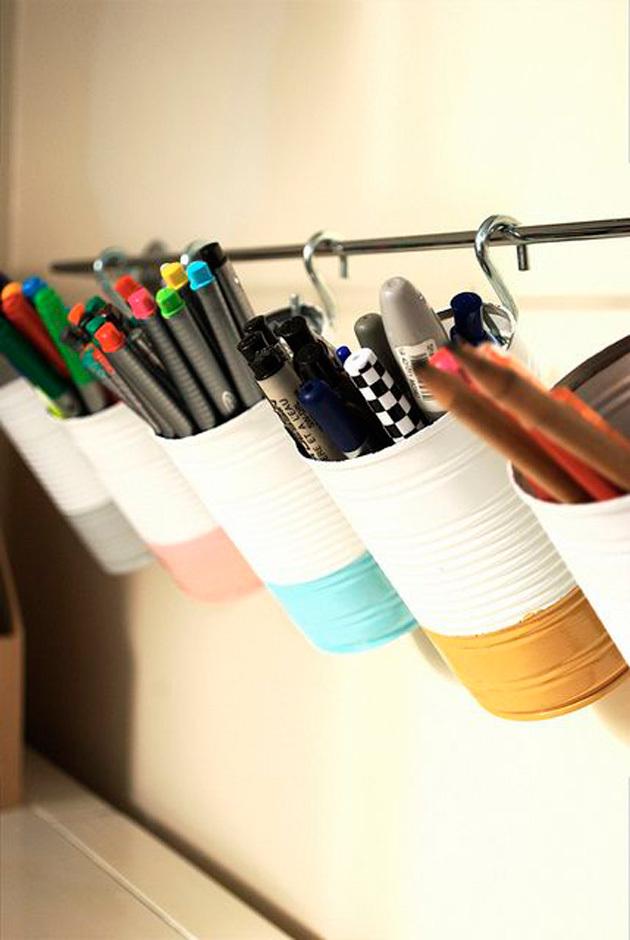 DIY ¡pinta tus latas!