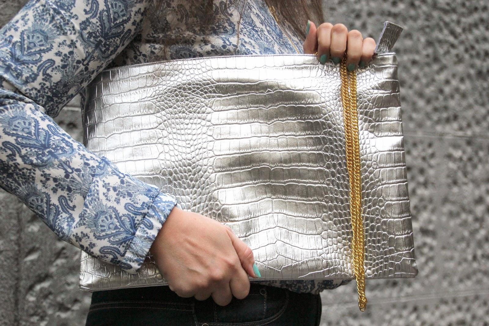 DIY Bolso Como hacer un bolso de mano. Blog de costura y diy.
