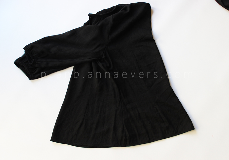 Plan B anna evers DIY drop waist dress step 3
