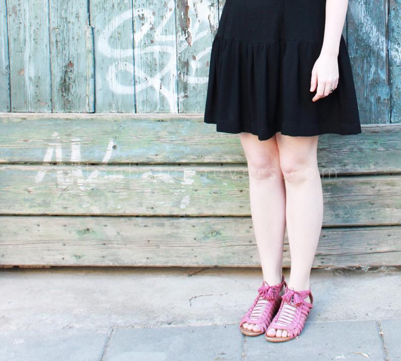 Plan B anna evers DIY drop waist dress step DIY