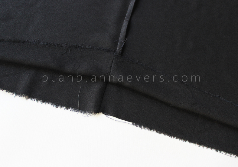 Plan B anna evers DIY drop waist dress step 4