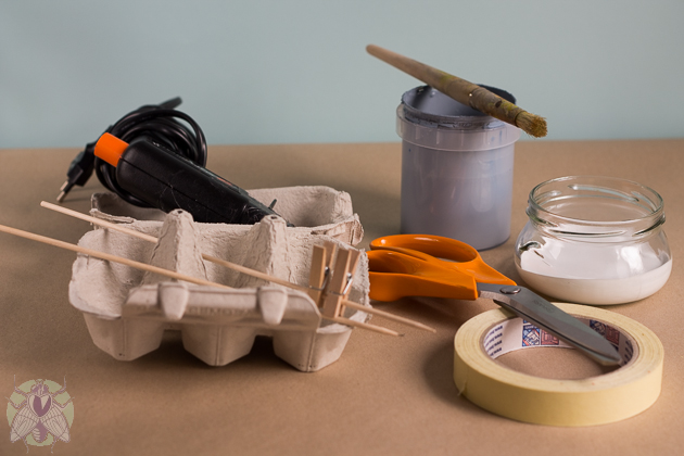 materiales para el reciclaje