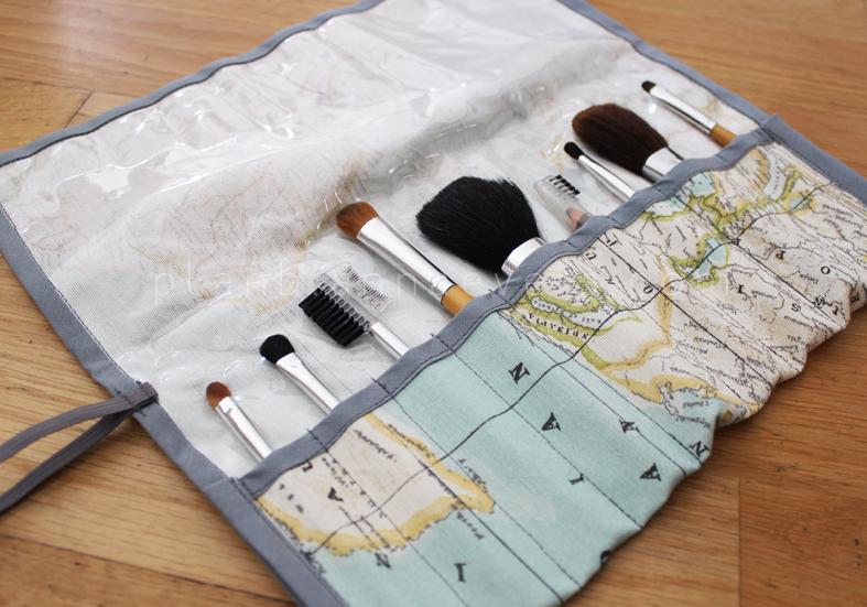 Plan B anna evers DIY Brush bag.