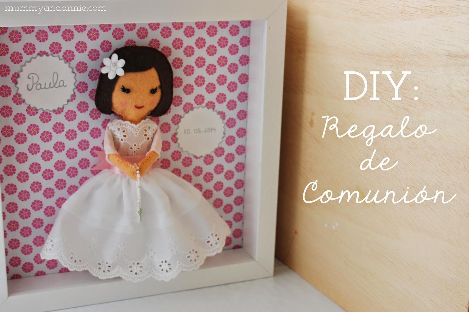 Diy Regalo De Comuni N Hecho A Mano Handbox Craft Lovers  ~ Regalos Originales Para Hacer A Mano