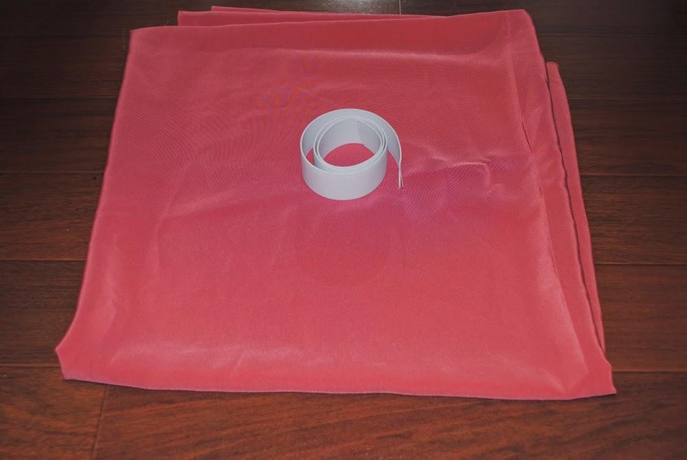f3a5dca69 DIY como hacer una maxifalda muy sencilla. - HANDBOX