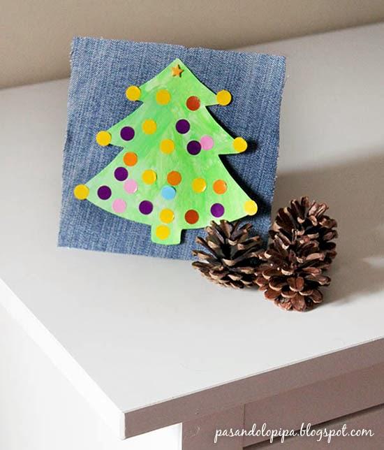 felicitación navideña o christma | pasandolopipa