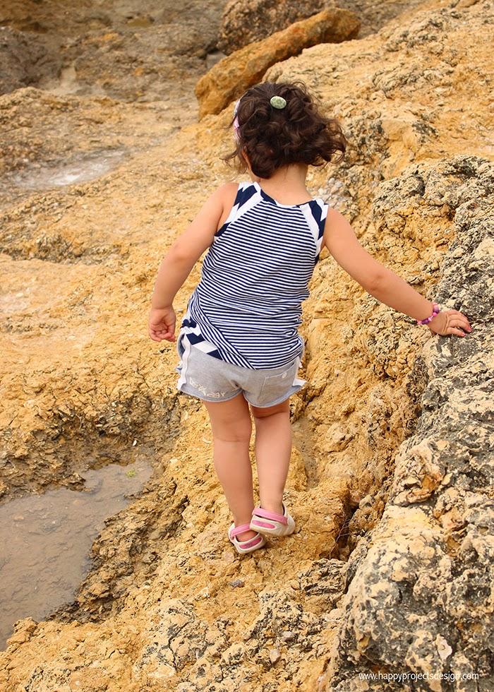 Hello Summer: excursión por las rocas