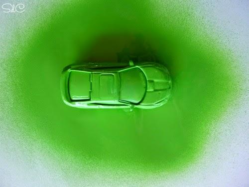 DIY broche de coche de juguete