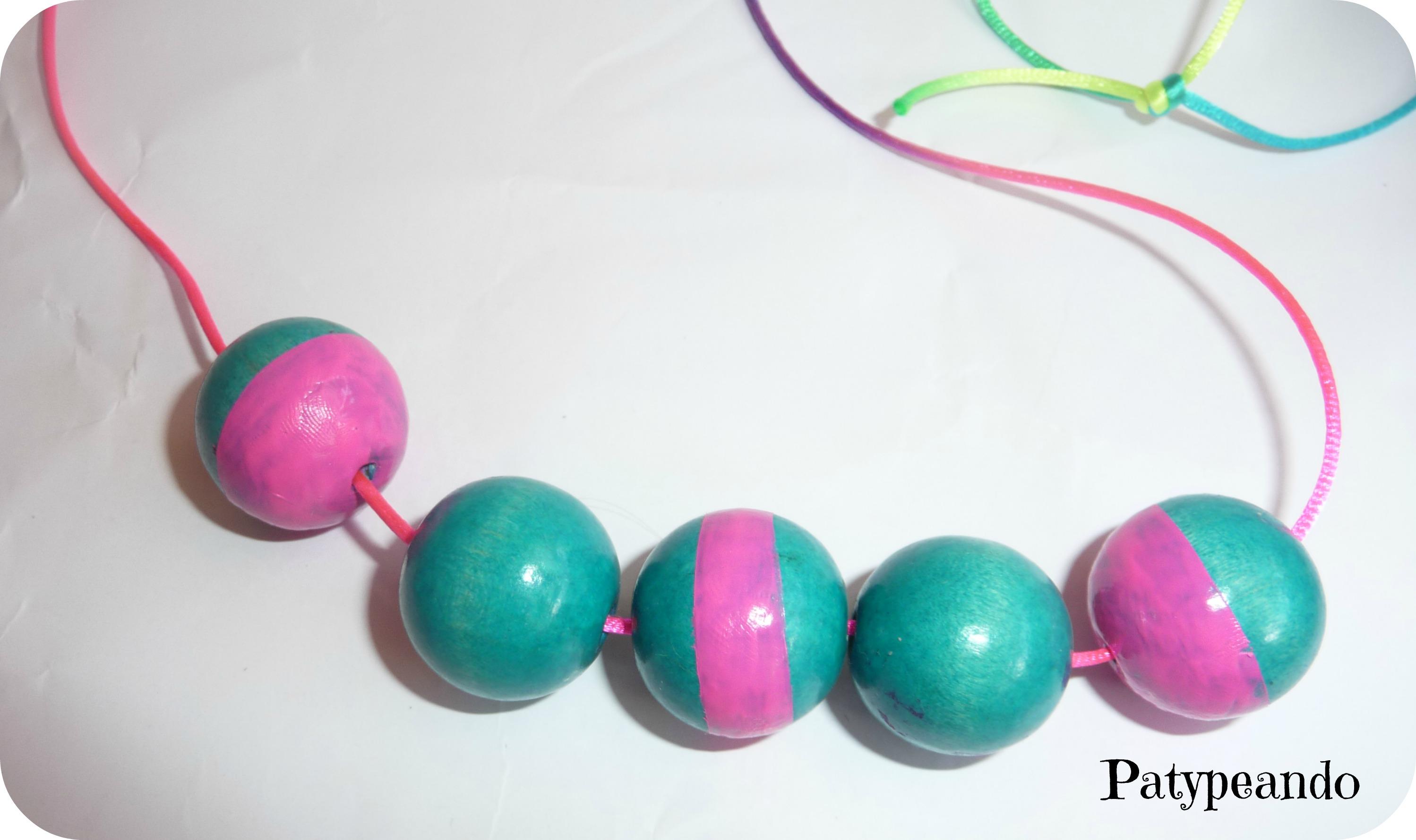 collar de bolas 2