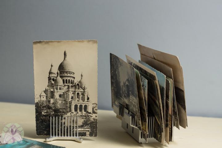 archivador y marco
