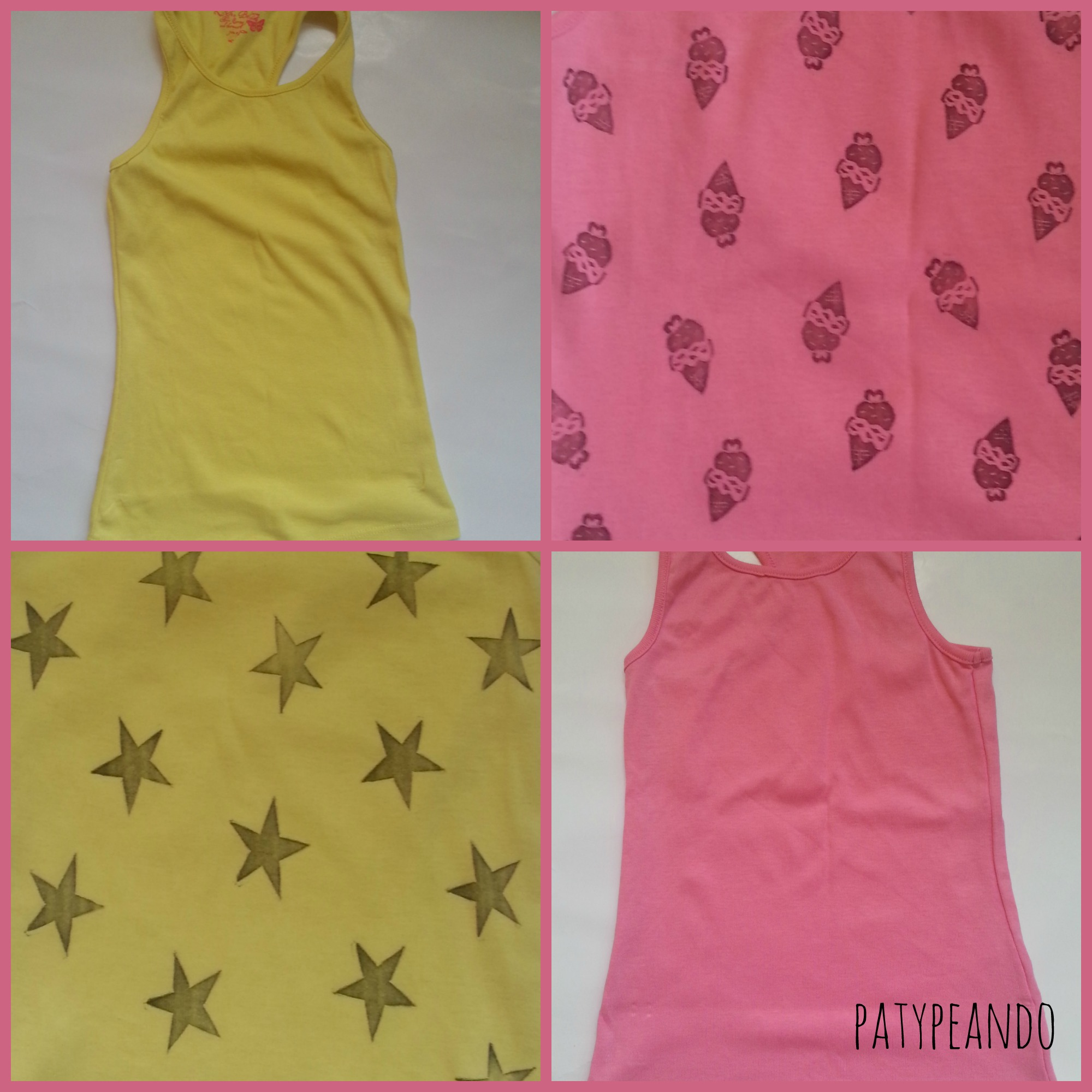 estanpando camisetas