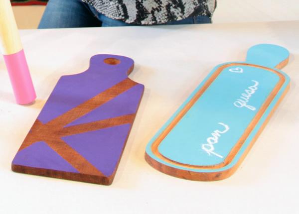 DIY: Tabla pizarrón para quesos de Deco Hogar | Casa Haus