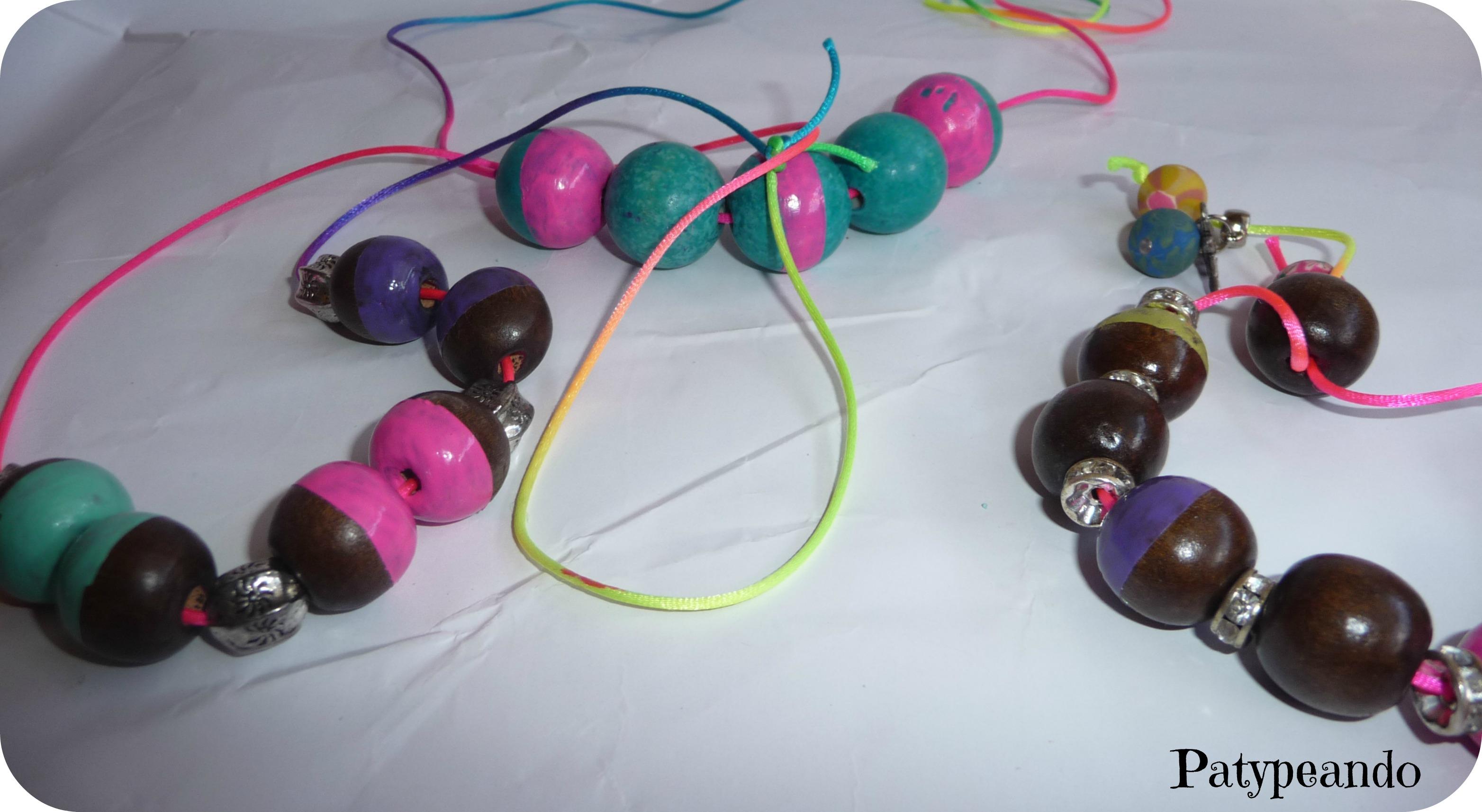 collares de bolas