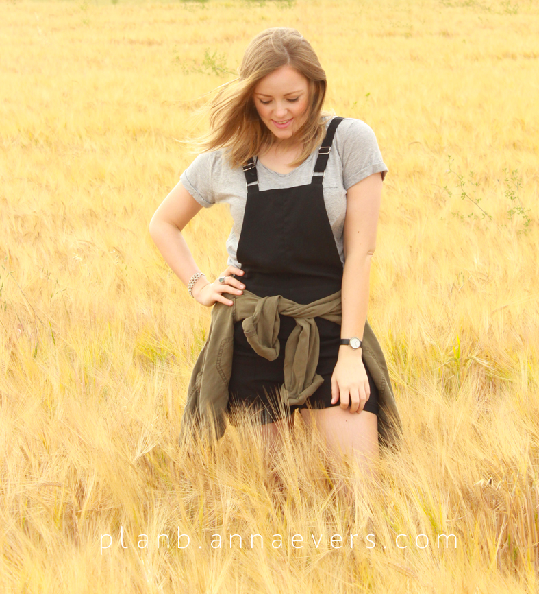 Plan B anna evers DIY short overalls with pockets