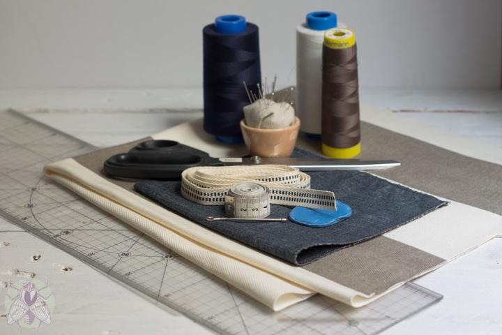 materiales para un delantal 1