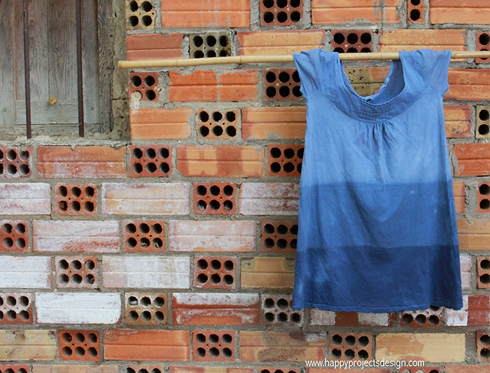 DIY express: teñido degradado