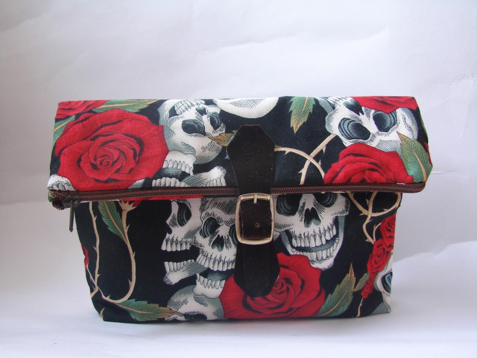 DIY: BOLSO DE MANO - Handbox Craft Lovers | Comunidad DIY ...