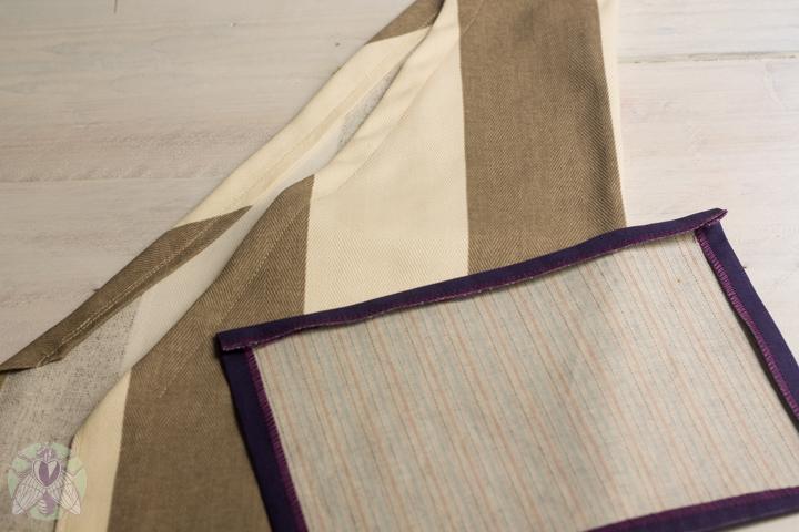 preparar bolsillo planchando los cuatro lados 10