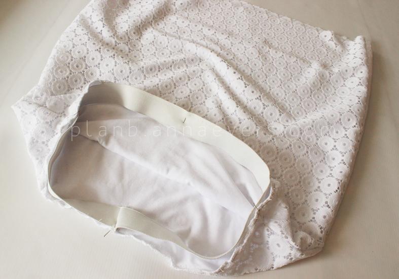 PlanB anna evers DIY Eyelet skirt step 8