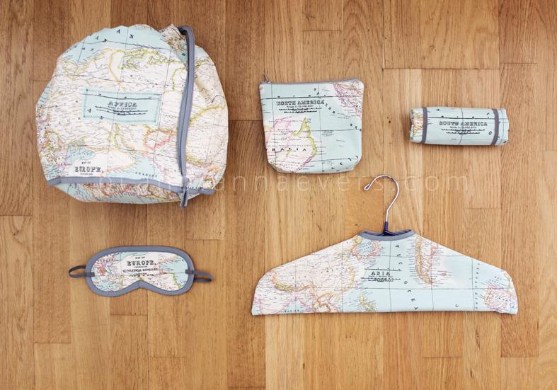 Plan B anna evers DIY Travel kit.