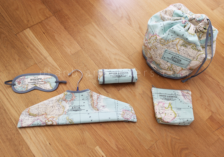 Plan B anna evers DIY Travel kit DIY