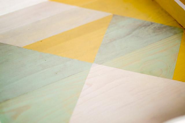 tangram pintura