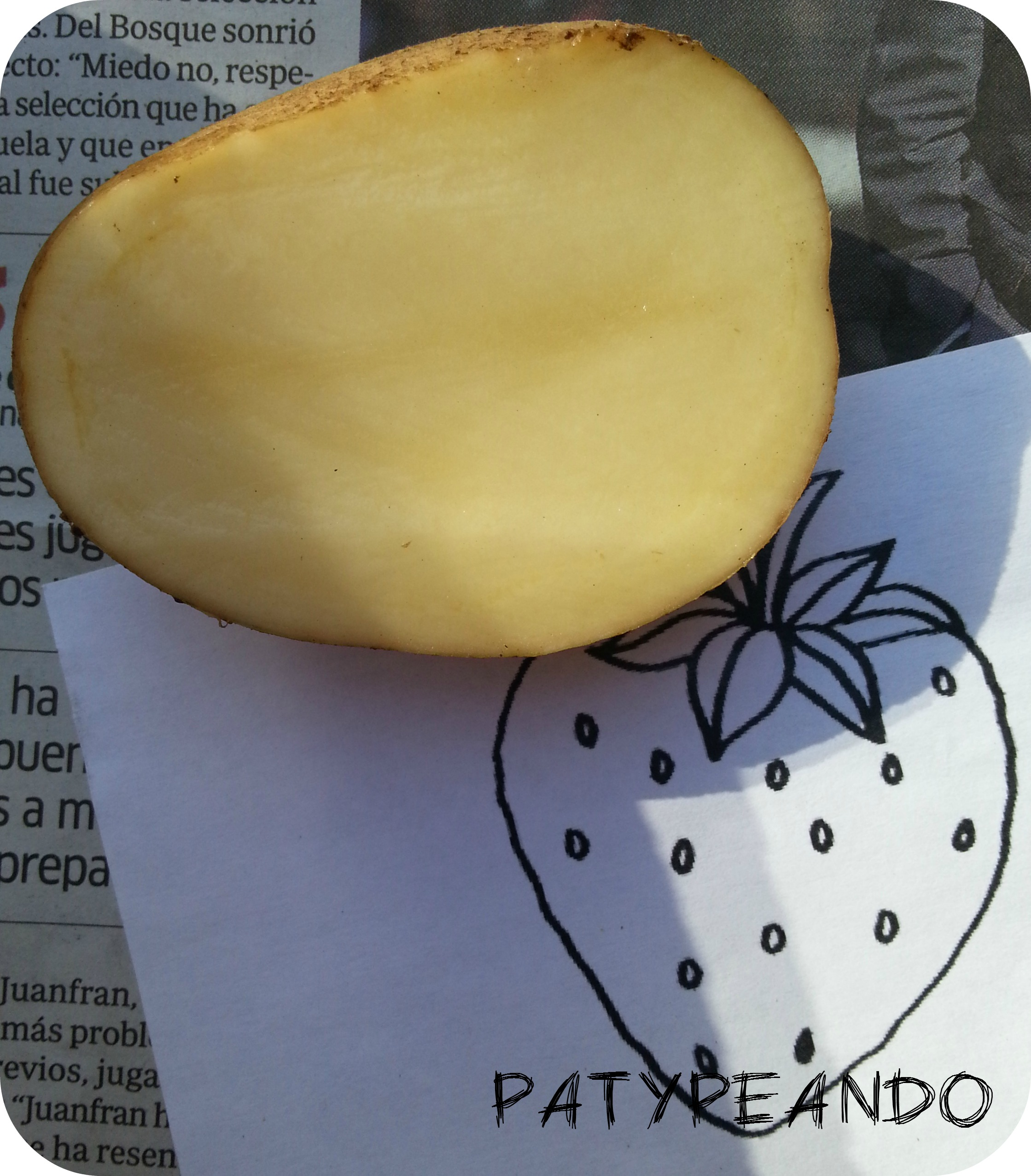 SELLO PATATA