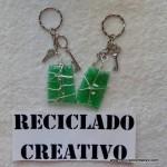 reciclado botellas verdes llaveros (15)