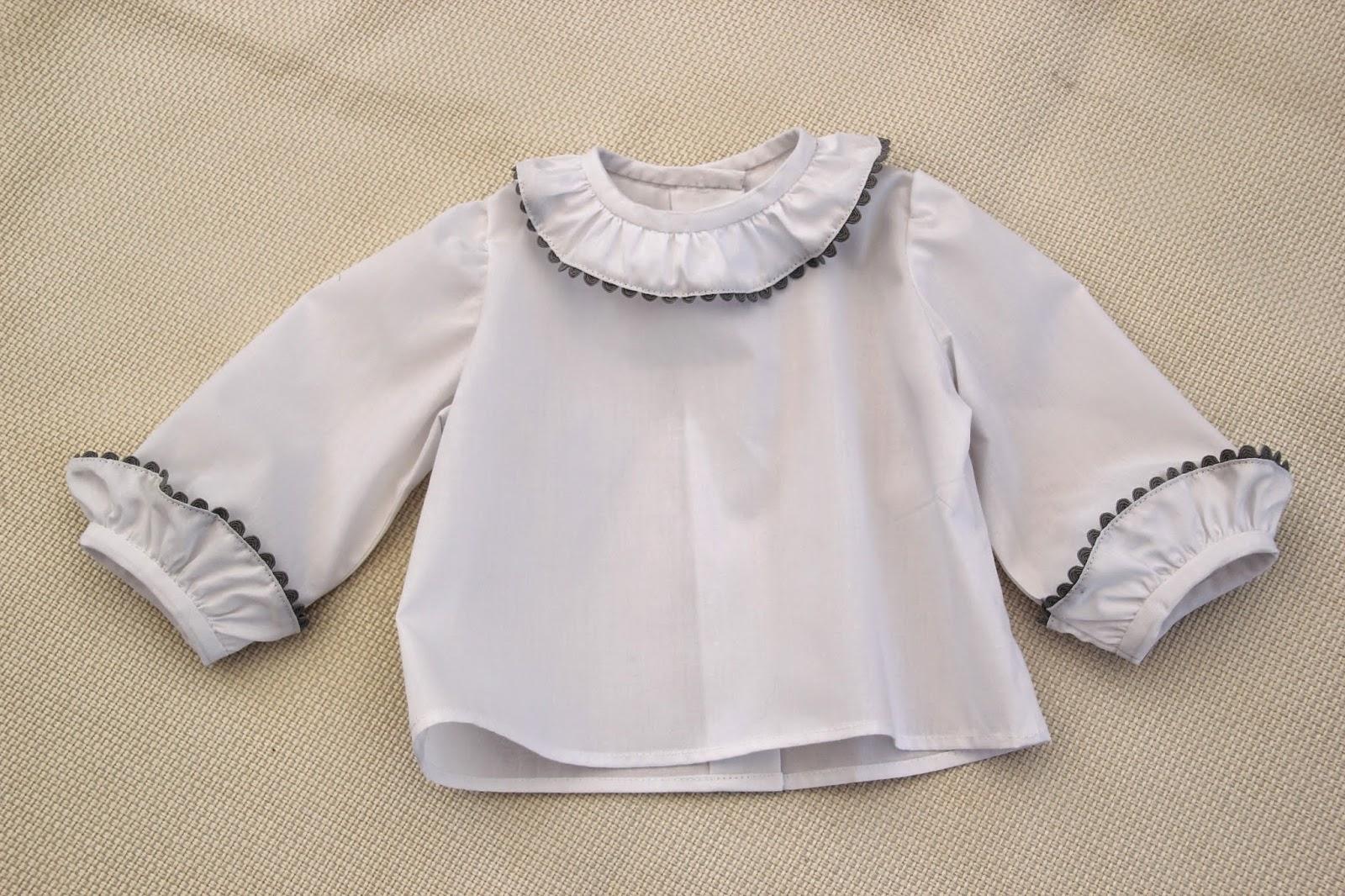 Patrones y tutoriales de ropa para niños y bebés gratis - Handbox ...
