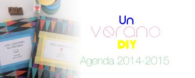 agenda DIY