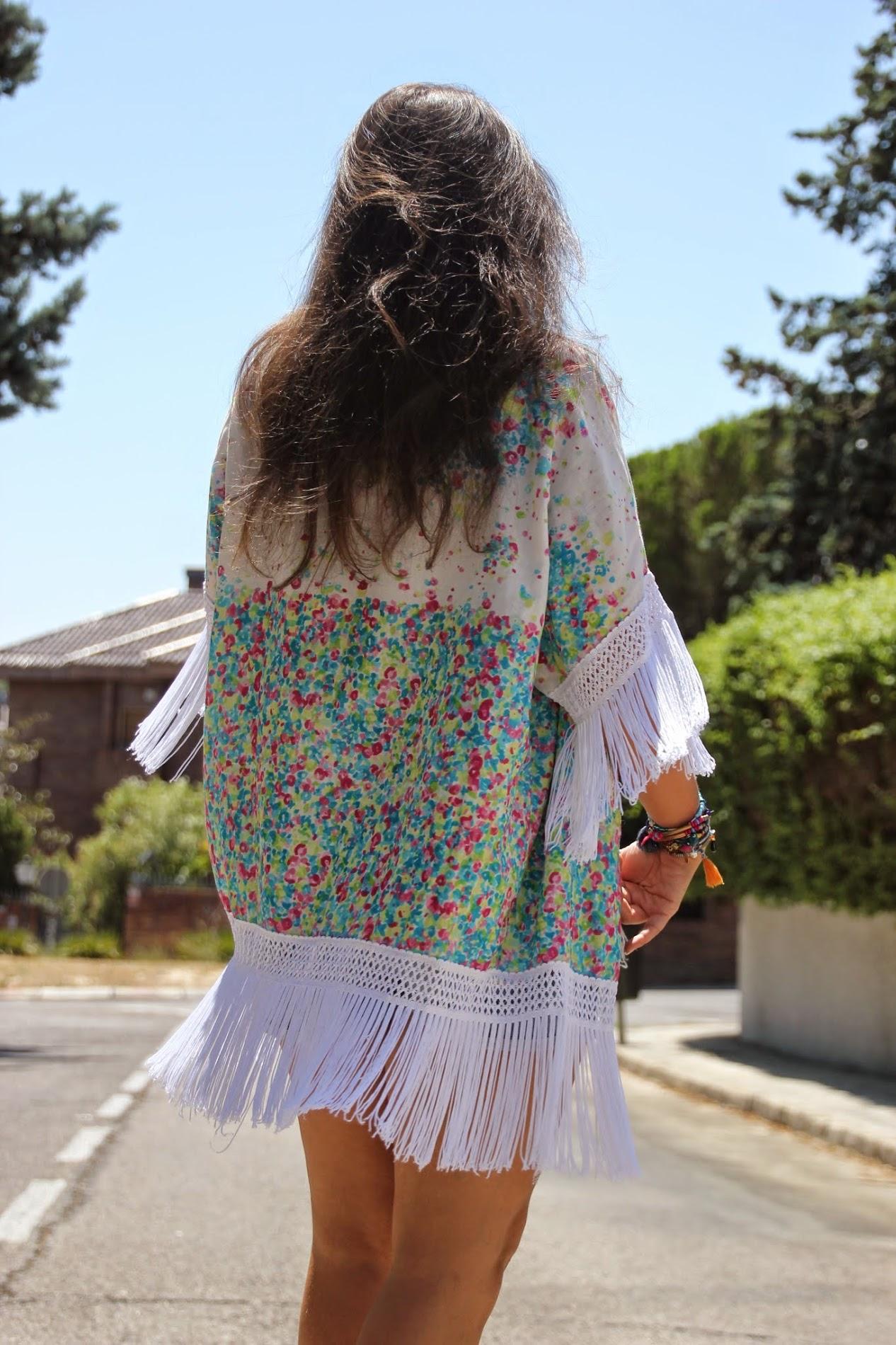 Tutoriales de Kimono DIY (patrones incluidos)