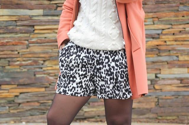 DIY Costura: Shorts Animal Print (patrones o moldes). Blog de costura y blog diy.