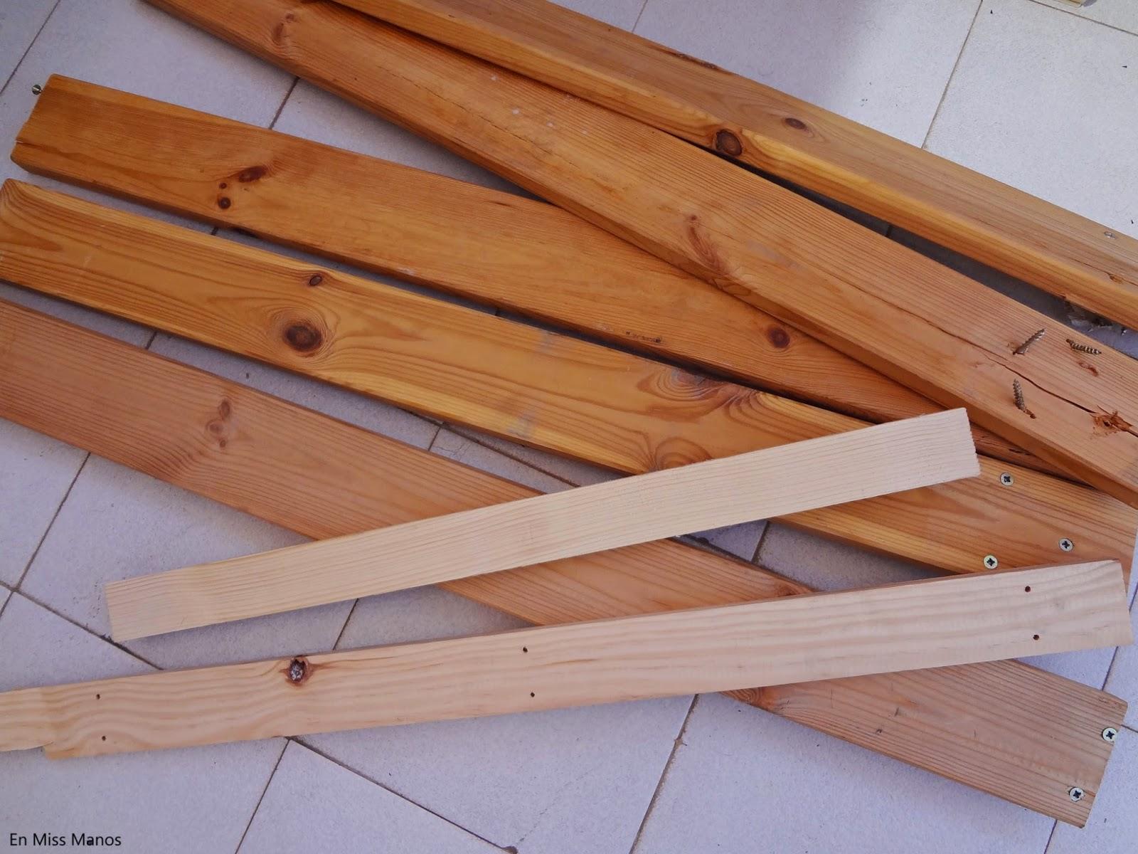 Banco De Madera Para Mi Rincon De Ensueno Handbox Craft Lovers - Leeros-de-madera