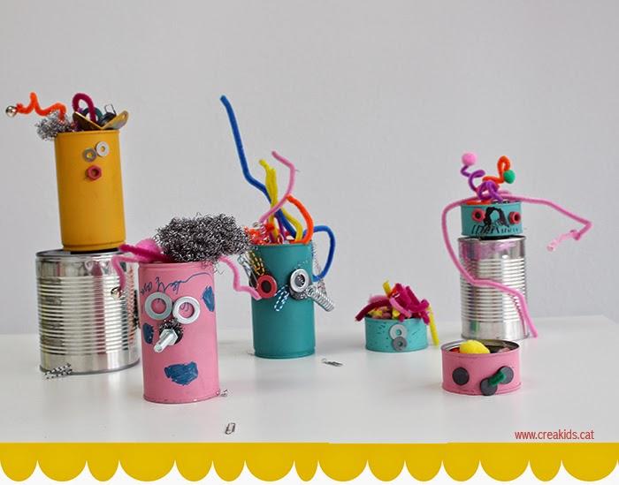Robots Upcycling