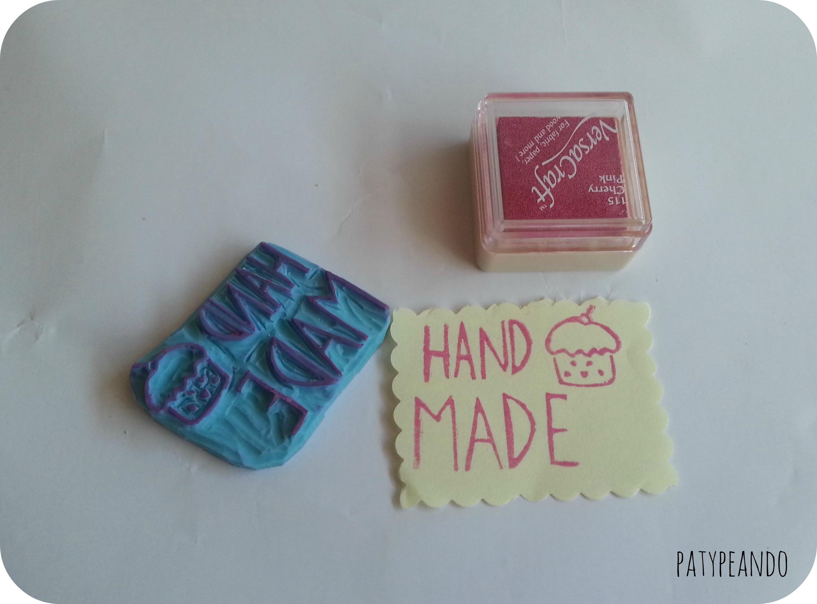 sello hand made