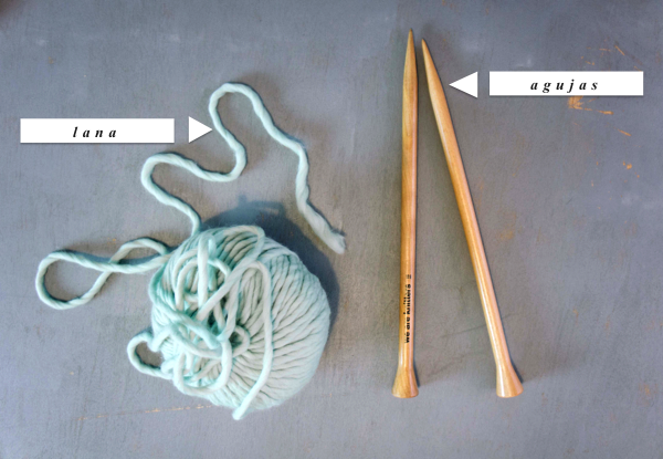 cómo aprender a hacer punto - we are knitters