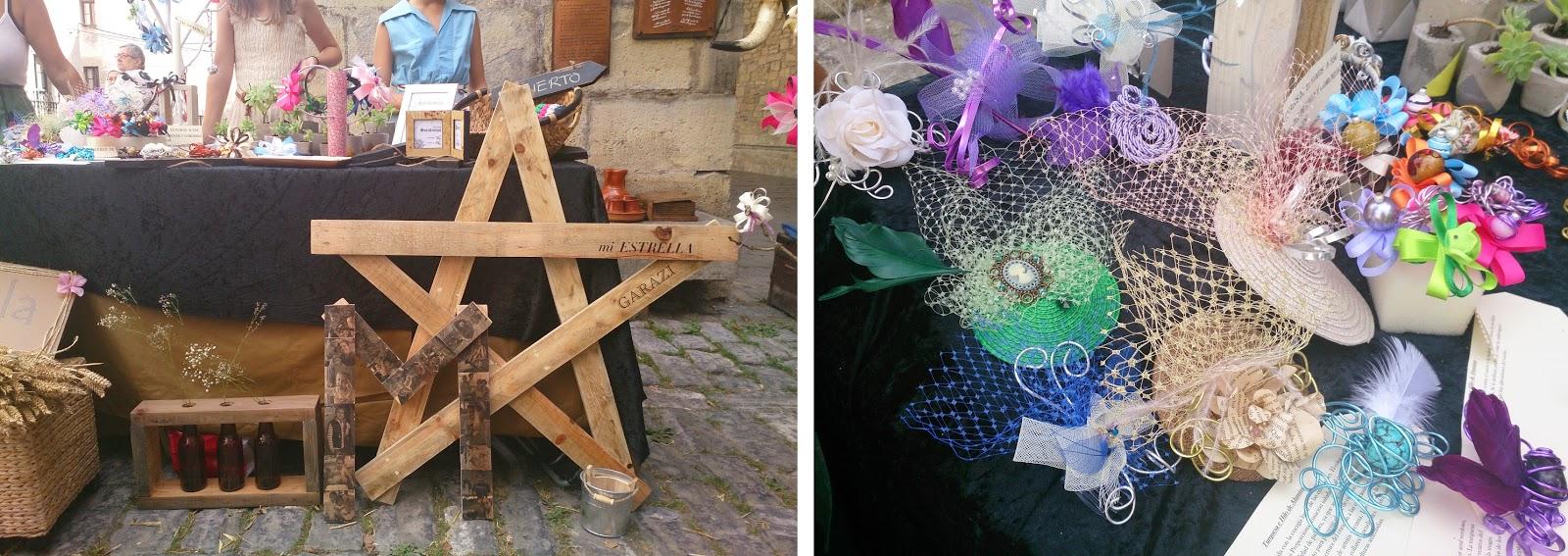 Mercado medieval de Artziniega_ diy con madera de palet