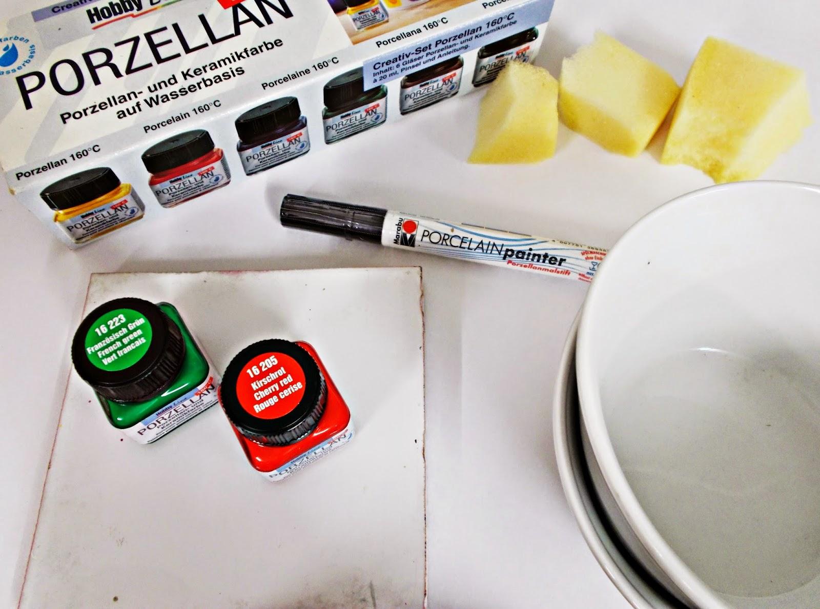 DIY-porcelana-pintar-porcelain-porzellan-sandía-DIYviertete-2