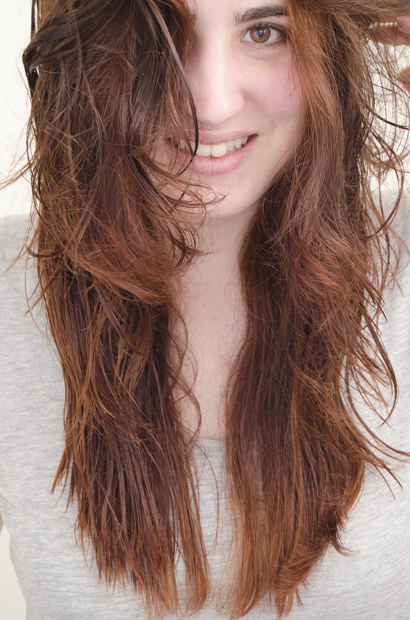 Corte de cabello en capas tu misma