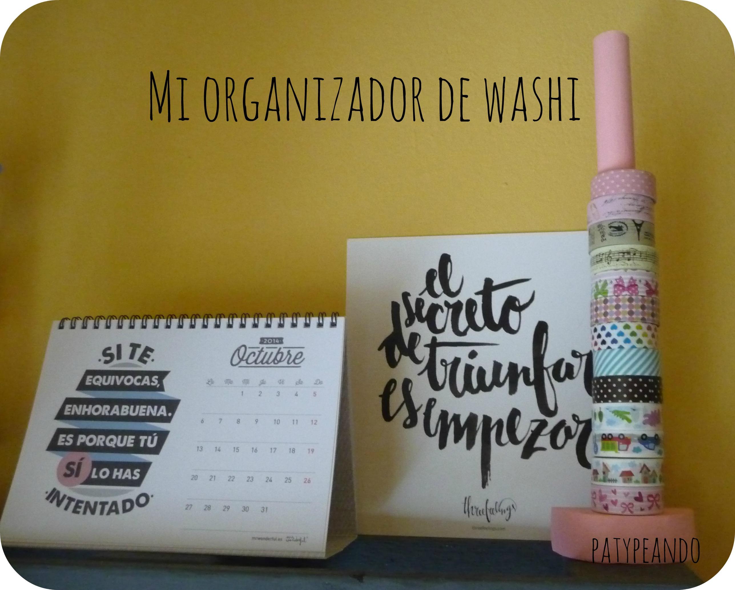 organizador washis1