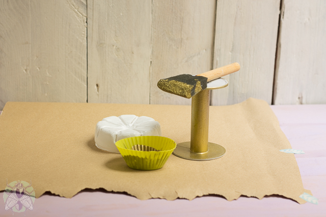 pintar los plasticos lijados alfiletero pangala