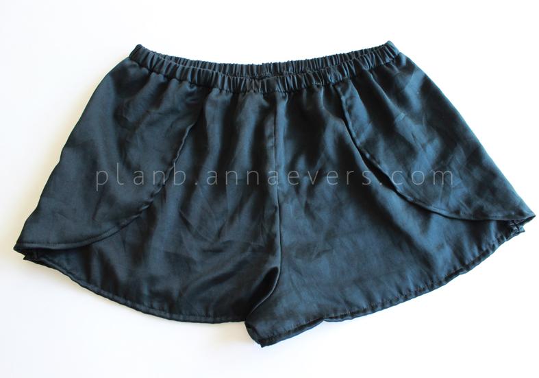Plan B anna evers DIY Lace short step 5