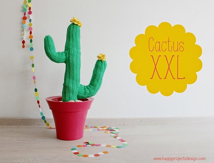 cactus amigurumi XXL (1ª parte) - Handbox Craft Lovers | Comunidad ...